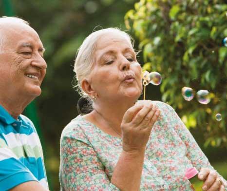 Senior Citizens/ 60+