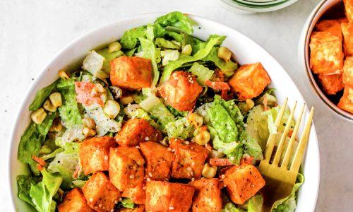 Tofu/Nutri Salad
