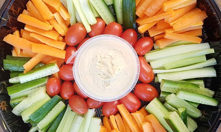 Vegetable Platter/chaat