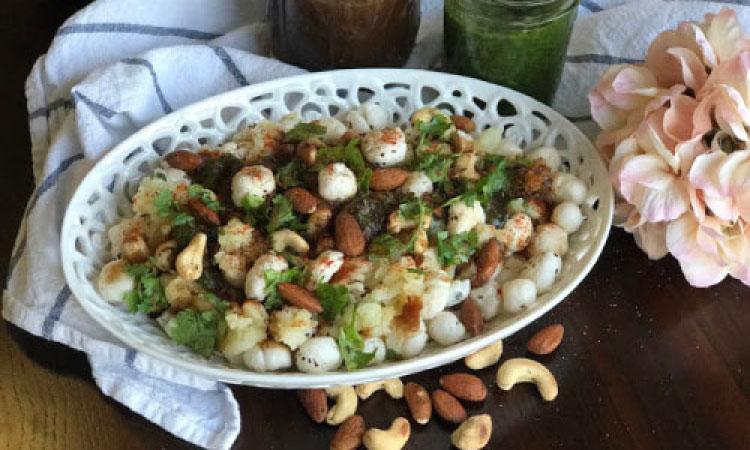 Navratra Salad