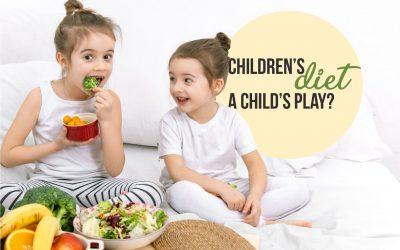 Children's Diet a Child's Play