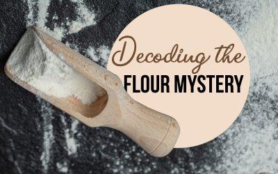 Decoding the flour mystery