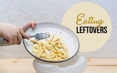 Eating Leftovers