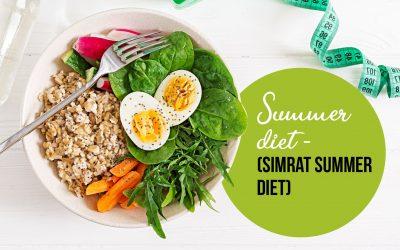 Summer Diet (Simrat Summer Diet)
