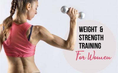 Weight  & Strength Training for Women